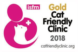 Cat Friendly Pet Clinic Logo 2018