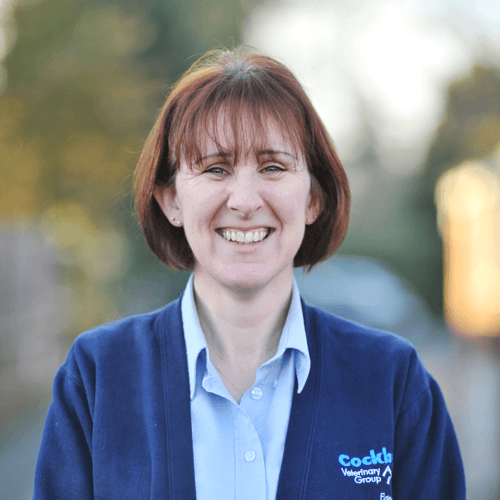 cockburn-veterinary-group-vet-in-coalville-staff-Elaine-Bircher-2020