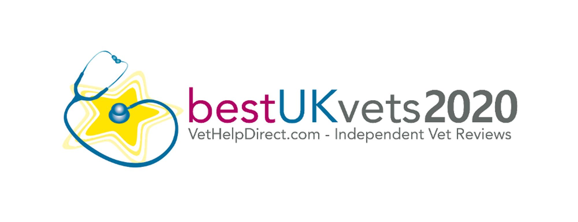 Cockburn Vets awarded 4th place in best uk vet practice awards